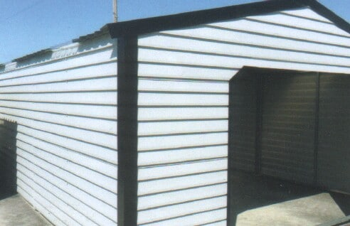 Garden Sheds at The Patio Centre