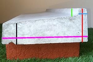 Precast Concrete at The Patio Centre